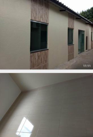 Casas em CONDOMÍNIO FECHADO itacoatiara 120 mil PRONTINHA para financiamento
