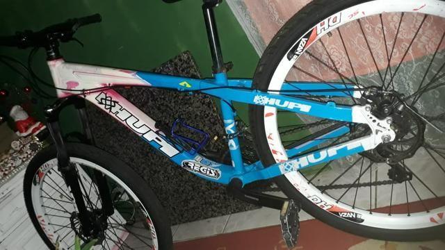 Bicicleta hupi naja