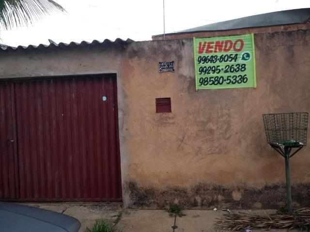 Vendo Casa no Arapoanga Planaltina DF, Rua da Sapeka modas Próx ao Mercado Timbaúba - Foto 6