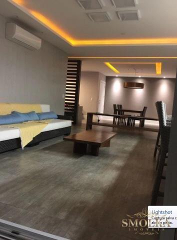 Apartamento à venda com 4 dormitórios em Cachoeira do bom jesus, Florianópolis cod:9215 - Foto 15