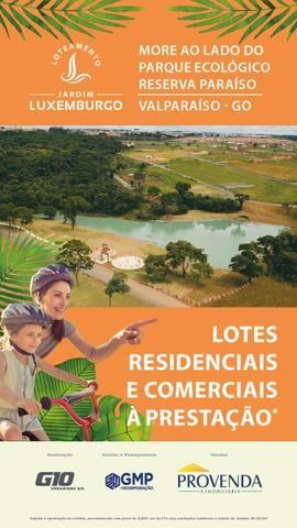 Lotes a venda em valparaiso de Goiás - Foto 2