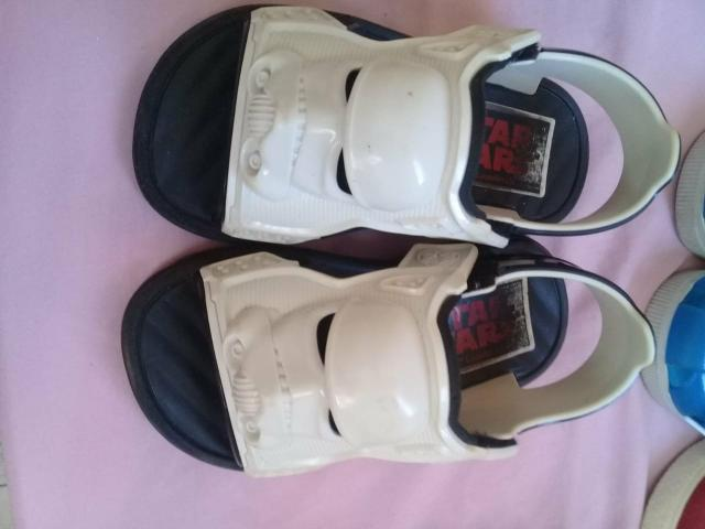Sandálias e sapatos infantil - Foto 2