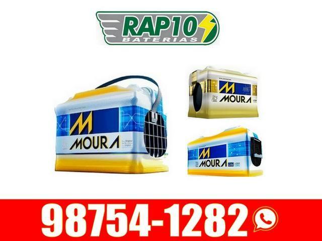 Linha completa de baterias Moura! 3236.3040
