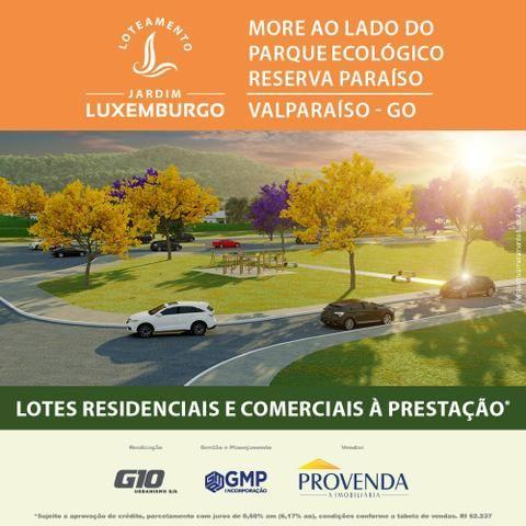 Lotes a venda em valparaiso de Goiás - Foto 8