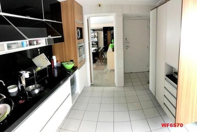 Apartamento com 3 suítes à venda, 218 m² por r$ 1.500.000 - meireles - fortaleza/ce - Foto 16