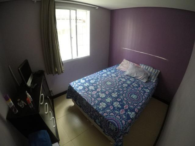 F - Apartamento 2 Qts térreo com Varanda / Praia da Baleia 117 mil - Foto 7