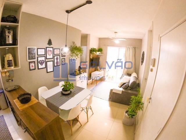 MR- Apartamento 3Q no Vila Itacaré no Rossi na Praia da Baleia - Foto 4