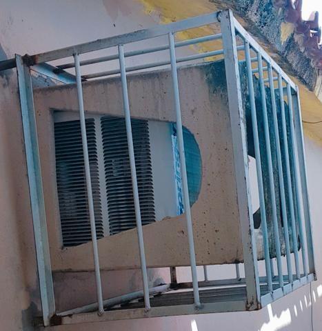 Grades para janelas e ar-condicionado - Foto 3