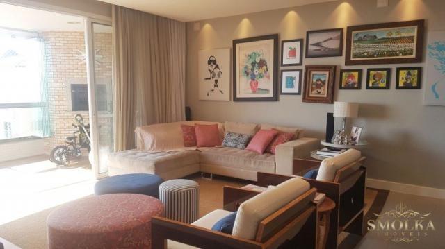 Apartamento à venda com 4 dormitórios em João paulo, Florianópolis cod:9708 - Foto 5