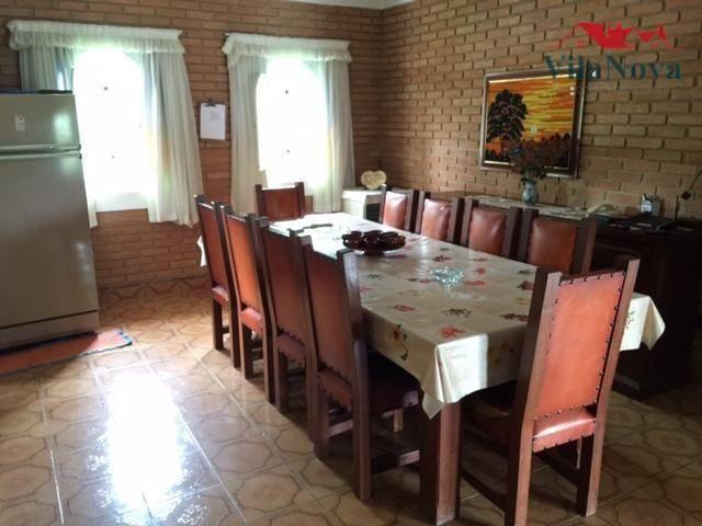 Chácara com 4 dormitórios para alugar, 24000 m² por R$ 3.500/mês - Distrito Industrial Rec - Foto 6