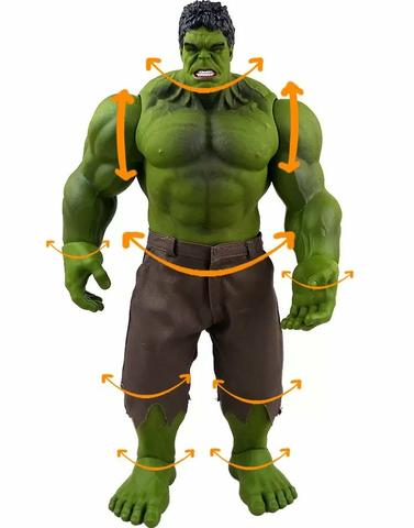 Hulk boneco Marvel - Foto 3