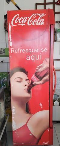 Freezer coca cola - Foto 3