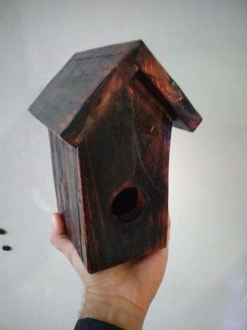 Casinha de passarinho - Foto 2
