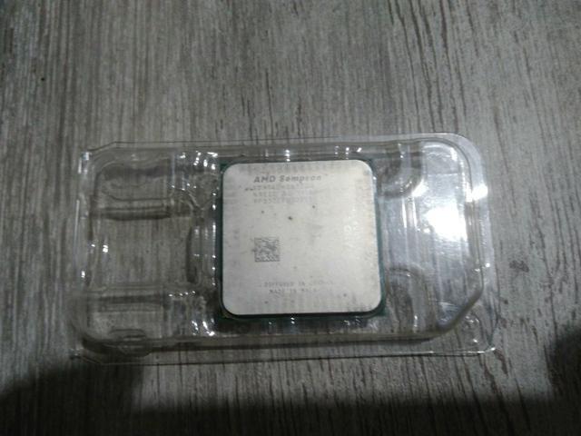 Processador AMD Semprom sdx140hbk13gq - Foto 2