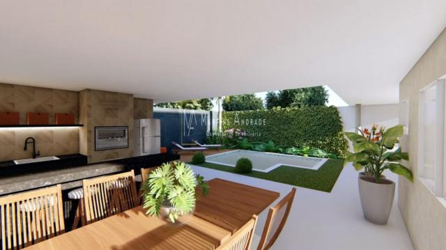 Casa à venda com 3 dormitórios cod:Sha005clube - Foto 9