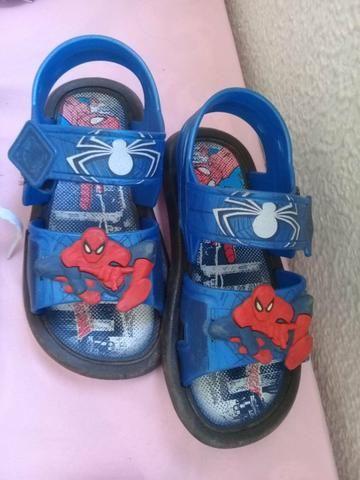 Sandálias e sapatos infantil - Foto 5