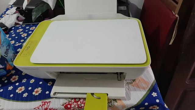 Impressora HP DeskJet 2136 - Foto 2