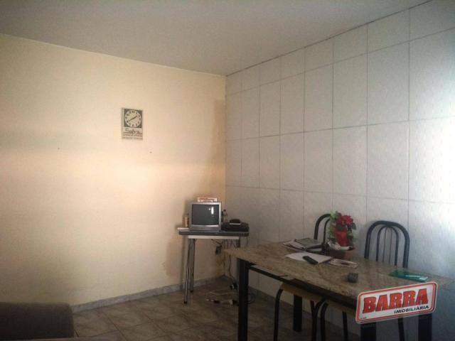 Qs 12 casa com 3 dormitórios à venda, 105 m² por r$ 350.000 - riacho fundo - riacho fundo/ - Foto 6