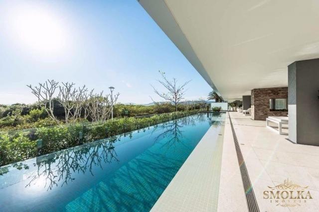 Apartamento à venda com 5 dormitórios em Jurerê internacional, Florianópolis cod:9216 - Foto 3