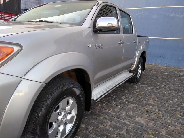 Hilux SRV 3.0 Turbo Diesel 2008 Extra! - Foto 3