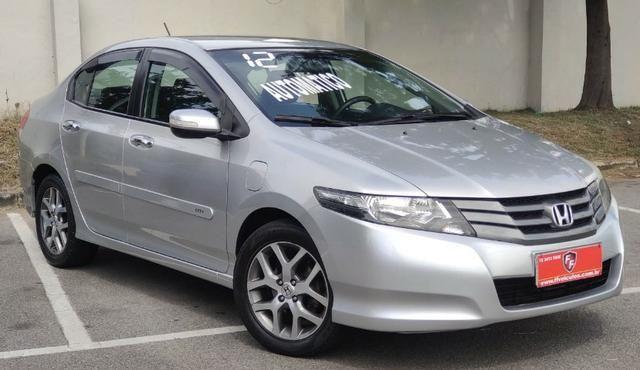 Honda City Lx 1.5 Aut 2012