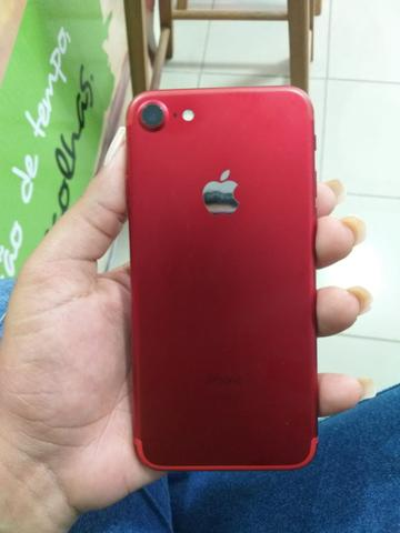 IPhone 7 red 128g