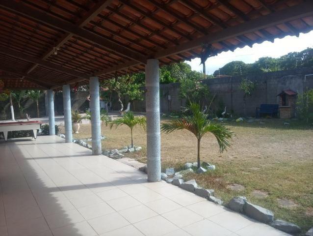 Chacara no Icarai toda alpendrada 5 Suites Campo de Futebol Piscina mais de 15 vagas estac - Foto 6
