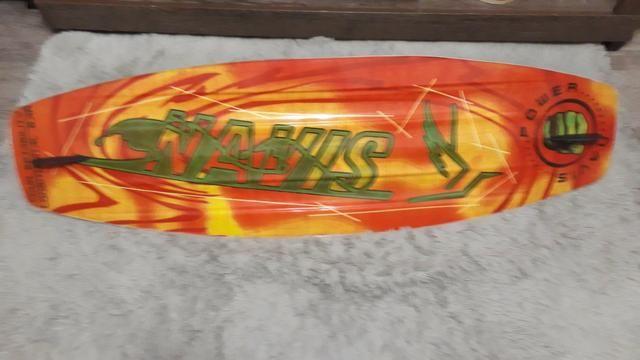 Prancha de wekboard