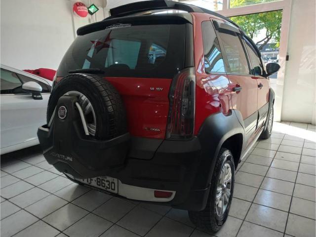 Fiat Idea Adventure LOCKER 1.8 mpi Flex 5p** Único Dono ** - Foto 4