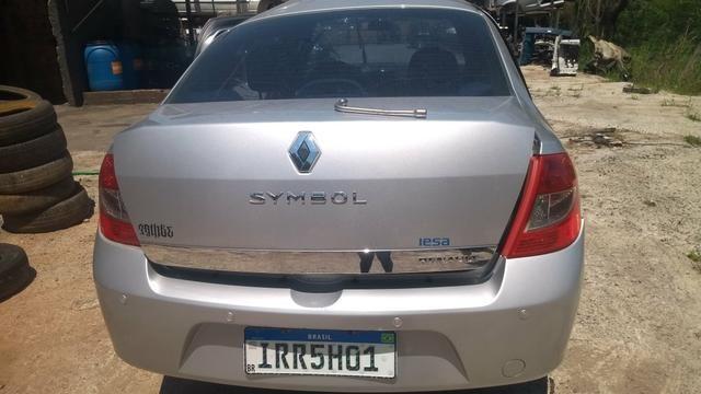 Peças symbol 1.6 16 2011 - Foto 4