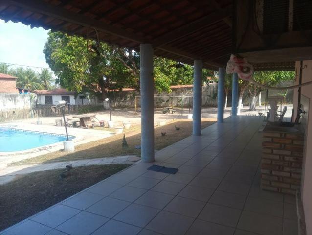 Chacara no Icarai toda alpendrada 5 Suites Campo de Futebol Piscina mais de 15 vagas estac - Foto 5