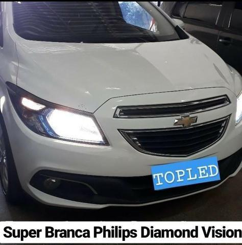 SuBranca Philips Diamond Vision com 6 meses de garantia!Venha e confira! - Foto 2