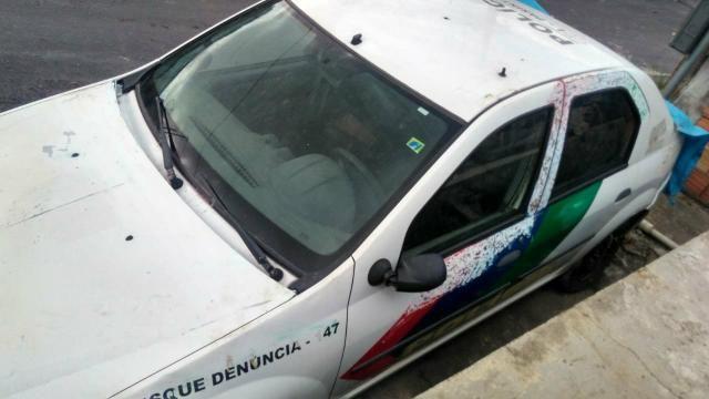 Renault Logan tirar peças - Foto 5