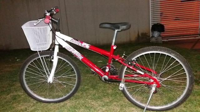 Linda bicicleta aro 24 - Foto 2