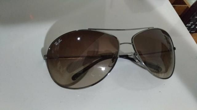 Óculos escuros Ray Ban aviador - Bijouterias, relógios e acessórios ... 8eaaa5057a