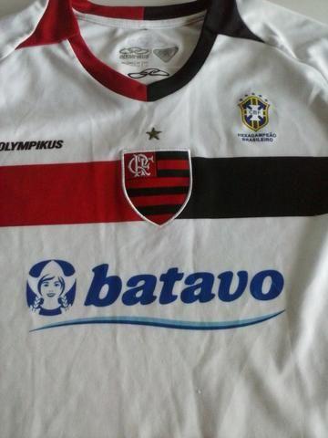 Camisa Flamengo manga longa - Esportes e ginástica - Méier 887bfff64f751