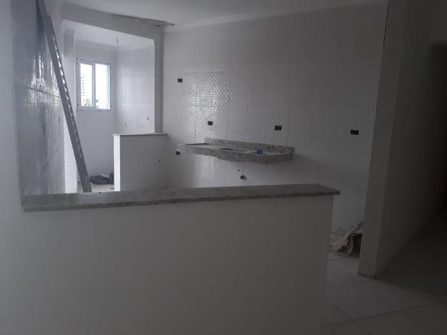 Apartamento, 1 Dormitório sendo suíte, 100 metros da Praia, Praia Grande SP - Foto 3