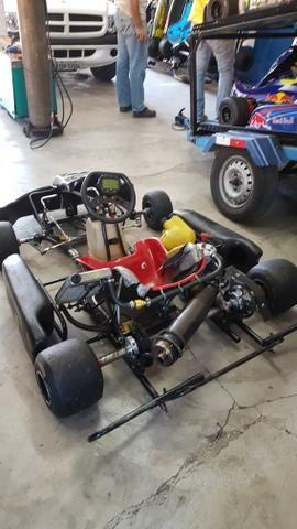 74cc74e390 Kart MINI 2009 - Motor Parrila 125cc 2T
