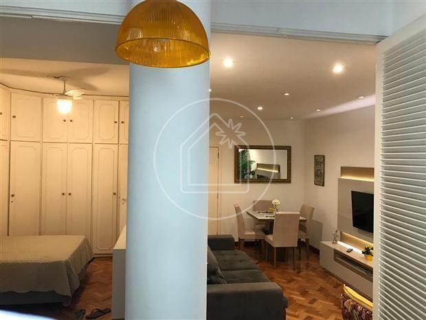 Apartamento à venda com 1 dormitórios em Copacabana, Rio de janeiro cod:886181 - Foto 12