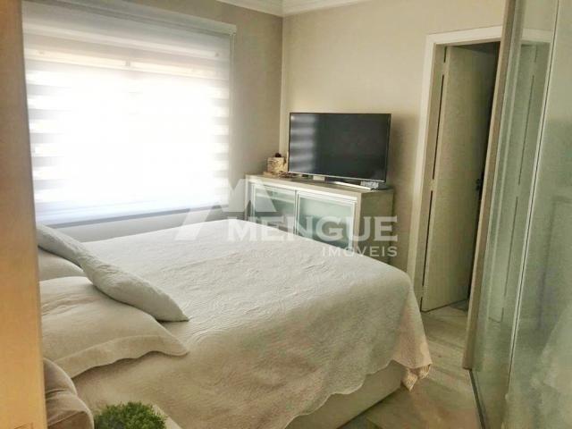 Apartamento à venda com 3 dormitórios em São sebastião, Porto alegre cod:10311 - Foto 4