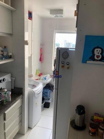 Apartamento para alugar, por R$ 2.600/mês - Rio Madeira - Porto Velho/RO - Foto 9