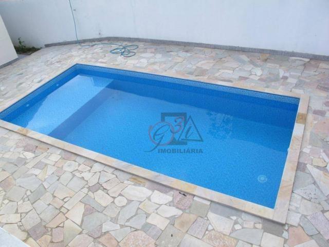 Casa nova 2 dormitorios, 1 suite, 2 vagas, piscina, em condominio Km 44 da Raposo. - Foto 16