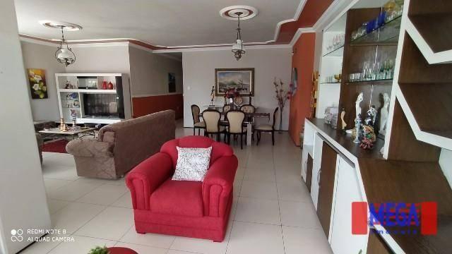 Casa com 6 dormitórios à venda, 267 m² por R$ 1.200.000,00 - Parquelândia - Fortaleza/CE - Foto 11