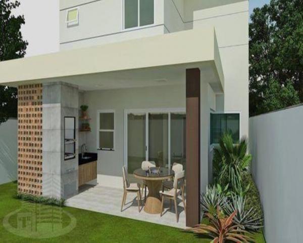 Casa em Condomínio para Venda em Maracanaú / CE no bairro Cágado, Casa a venda Jardins da  - Foto 3