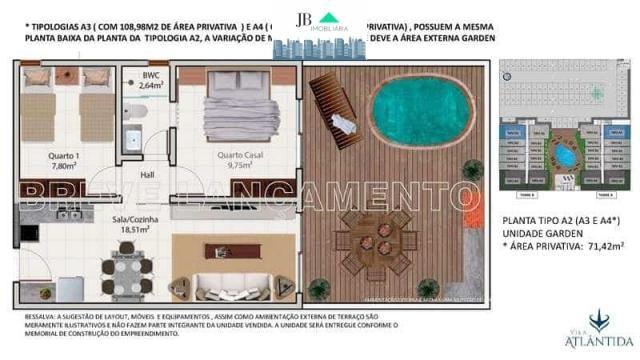 Apartamento - Horto Teresina - JBI23 - Foto 2