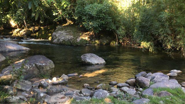 Casa da Cachoeira no pé da Serra de Friburgo - Foto 15