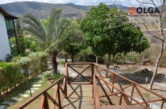 Village com 5 dormitórios à venda, 150 m² por R$ 380.000,00 - Prado - Gravatá/PE - Foto 4