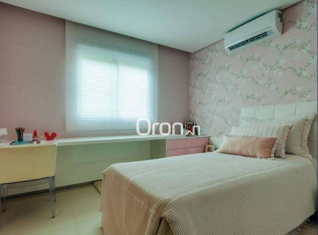 Apartamento com 5 dormitórios à venda, 382 m² por R$ 3.019.000,00 - Setor Oeste - Goiânia/ - Foto 15
