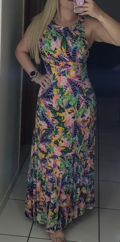 Vestido longo Sol e Energia - Foto 2