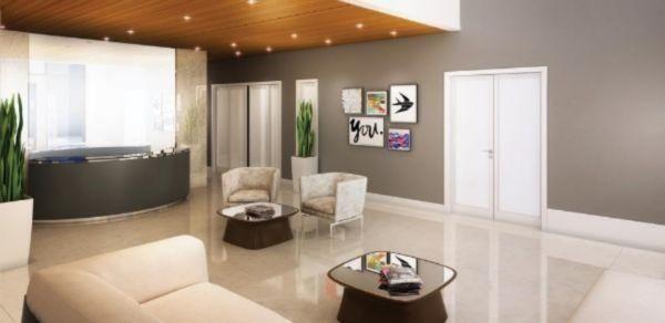 Apartamento à venda com 1 dormitórios em Jardim botânico, Porto alegre cod:EX9327 - Foto 2